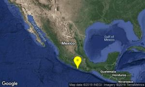 Se registra sismo magnitud 5.0 con epicentro en Guerrero