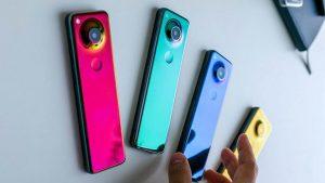 Este podría ser el teléfono Android más extraño de toda la historia