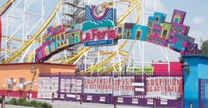 Feria de Chapultepec operaba juegos en condiciones inseguras: PGJ CDMX