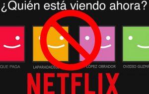 Netflix ya se hartó de que compartas tu cuenta y busca cómo evitarlo
