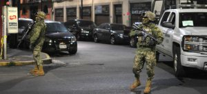 Operativo de la Marina en Tepito: 31 detenidos; encuentran túneles y hasta granadas