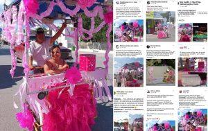 Comunidad se une para celebrar los XV años de Perlita