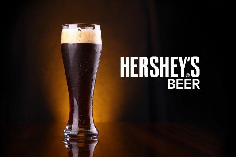 ¡Salud! Hershey's lanza su primera cerveza de chocolate