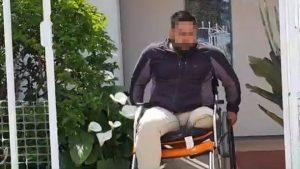 Se torció el tobillo y le terminaron amputando la pierna