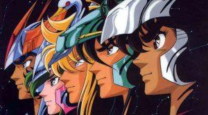 La serie original de 'Saint Seiya' llegó a Netflix