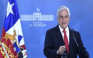 El Gobierno chileno llama a reservistas del Ejército para enfrentar la protesta