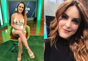 Patty López, la presentadora de Tv Azteca que esta rompiedo instagram