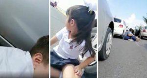 VIDEO: Niños, víctimas del terror en Culiacán
