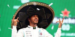 VIDEO: Lewis Hamilton se lleva el GP de México
