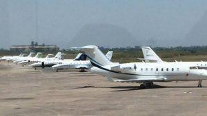 Rentaba  la familia Deschamps  aeronaves en Texas