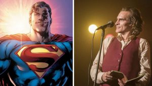 Joaquin Phoenix fue Superman, pero tal vez no lo recuerdas