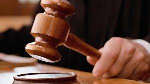 'Fuera juece corruptos de Tamaulipas'