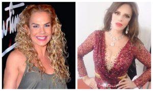 Lucía Méndez responde a Niurka tras haberla comparado con Michael Jackson