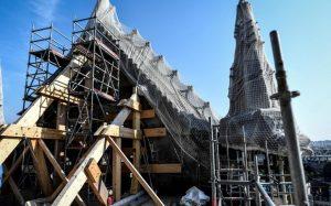 Donaciones para reconstrucción de Notre Dame se elevan a 19 mil mdp