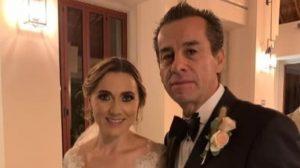 Tras la muerte de su hijo, exalcalde de Tequisquiapan se casa con su nuera