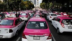 Tras negociación, taxistas se comprometen a no realizar bloqueos