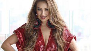 Video prueba que Thalía formó parte del catálogo de actrices de Televisa