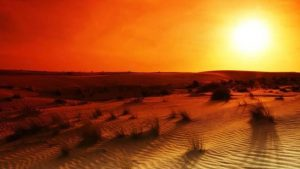 Reportan nuevo récord de calor a nivel mundial