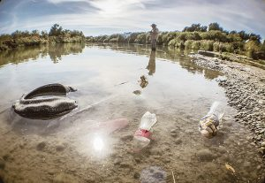 Destrucción ambiental en Nuevo Laredo
