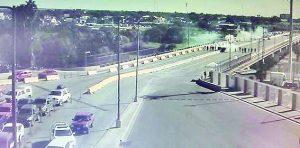 Provoca caos vial un  simulacro en Puente II