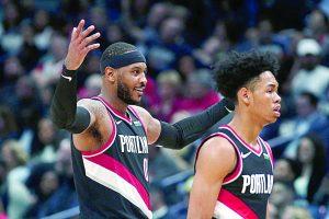 Vencen Pelicans a Portland
