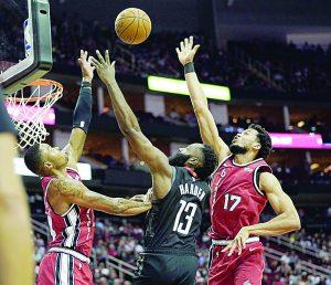 Aplacan Rockets a Portland