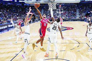 Logran Pelicans primera victoria
