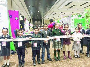 Participan niños con Diverti Luz