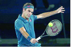 Descarta Federer pensar en retiro