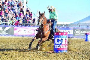 En torneo de Chihuahua Paola González Vela obtiene el subcampeonato Nacional de Rodeo 2019