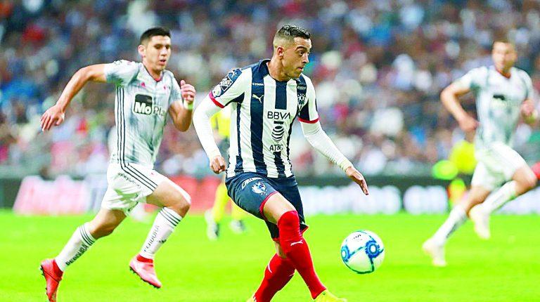 Rayados enfrentará a Santos sin Layún ni Funes Mori por lesión