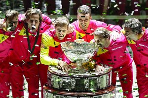 Rafael Nadal conduce a españa a conquistar su sexta copa davis