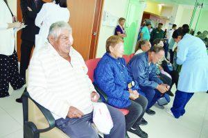 Cataratas, el mal de los abuelitos
