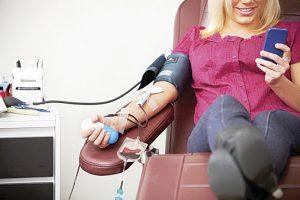 Falta cultura en la donación de sangre