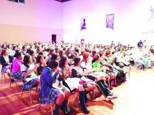 Realiza Caterpillar  congreso para niñas