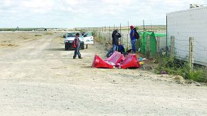 Siguen detenidas obras en Carretera