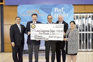 Rehabilitarán plataforma principal del Aeropuerto de Laredo