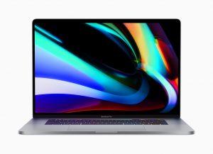 Así es el nuevo MacBook Pro 16