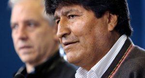 Evo Morales acepta asilo político de México