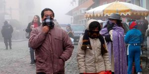 Temporada invernal durará hasta mayo: SMN