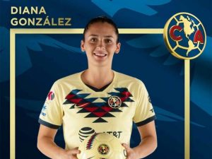 Fallece Diana González, jugadora del América
