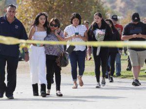 Dos muertos y tres heridos, saldo tras tiroteo en California