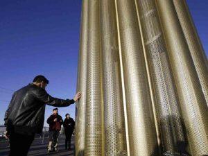 Develan monumento a víctimas de tiroteo en El Paso