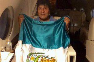 Da México asilo a Evo Morales
