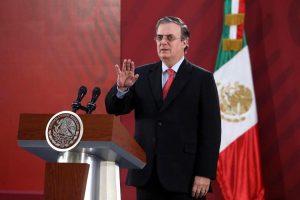 Urge México elecciones en Bolivia