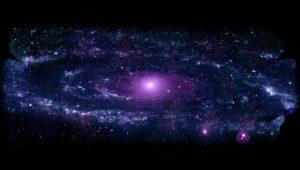 La galaxia de Andrómeda podría comerse a la Tierra