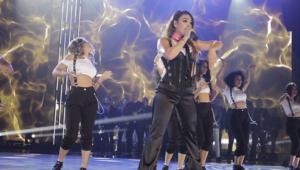 Acusan a Danna Paola de hacer playback en La Academia (VIDEO)