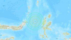 Alerta de tsunami en Indonesia tras un terremoto de magnitud 7,4