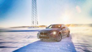 FOTOS: BMW presenta el i4, su nuevo coche eléctrico