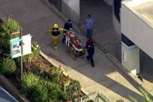 Matan a mujer en ataque en escuela en California